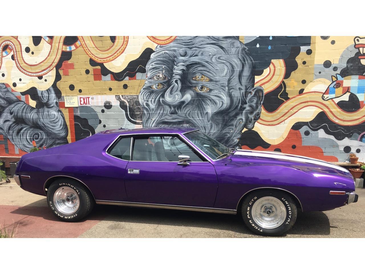 For Sale: 1973 AMC Javelin in Oakland, California