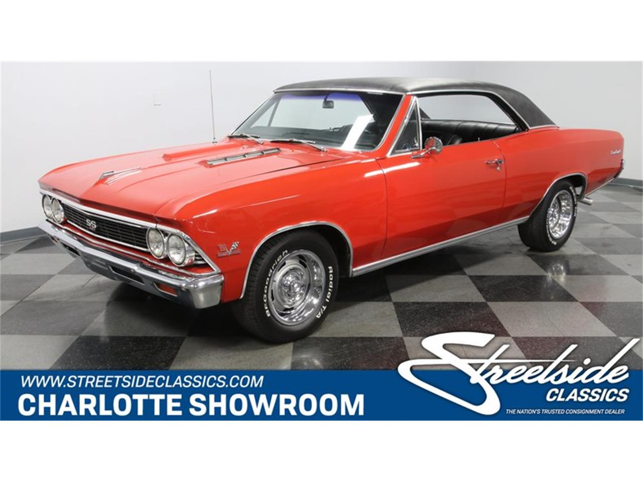 Large Picture of '66 Chevelle - Q2KU