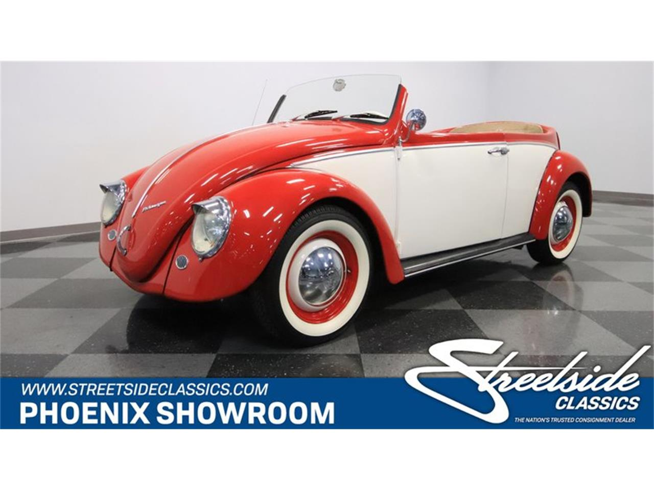 Large Picture of 1965 Beetle - $13,995.00 Offered by Streetside Classics - Phoenix - Q2L7