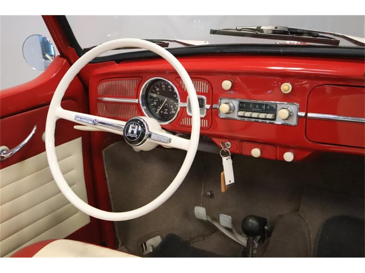 Large Picture of Classic 1965 Beetle located in Arizona - $13,995.00 Offered by Streetside Classics - Phoenix - Q2L7