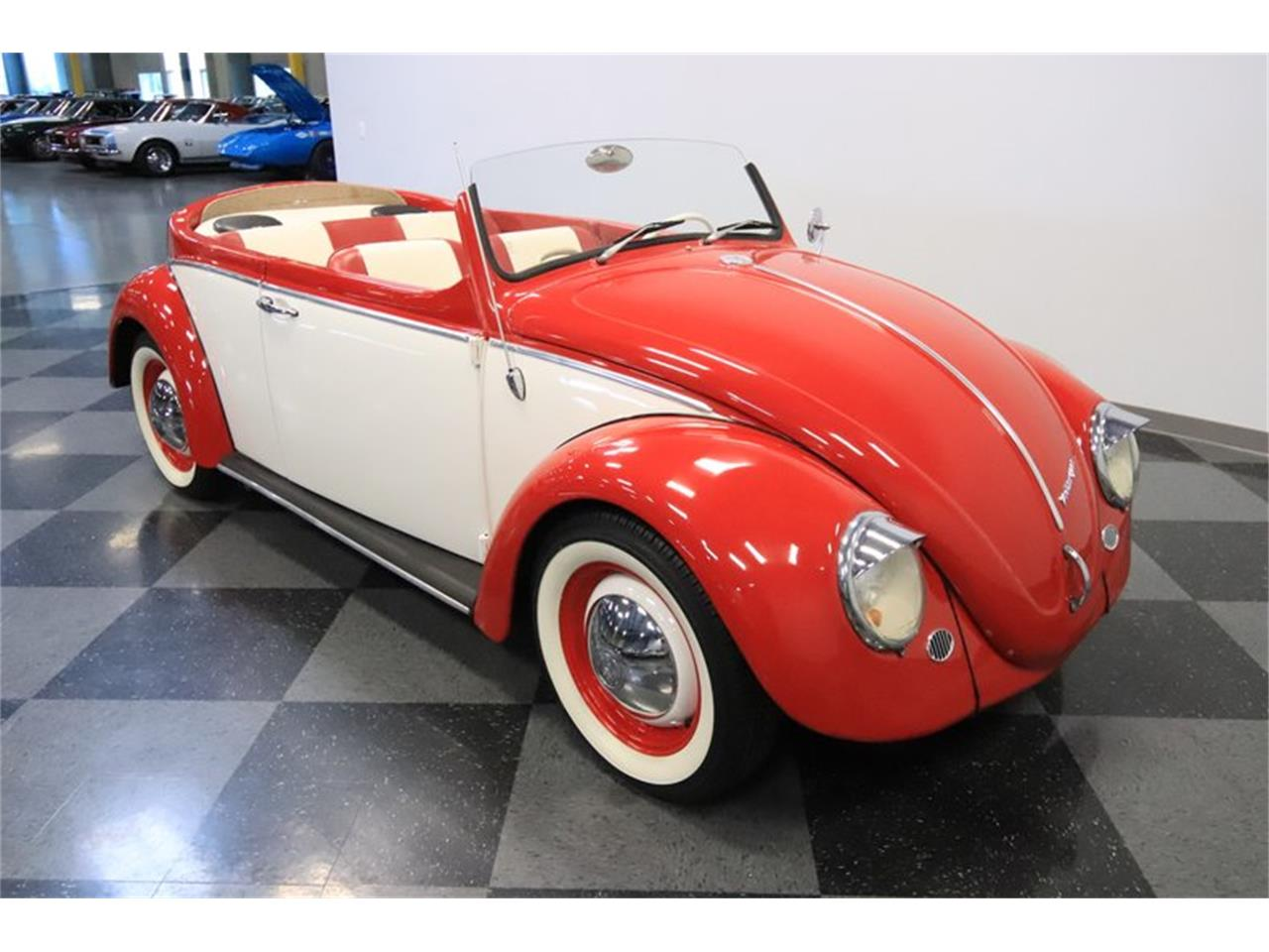 Large Picture of Classic 1965 Volkswagen Beetle - $13,995.00 Offered by Streetside Classics - Phoenix - Q2L7