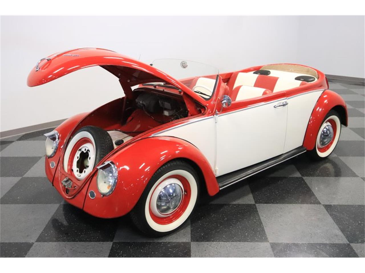 Large Picture of Classic 1965 Volkswagen Beetle located in Arizona - $13,995.00 Offered by Streetside Classics - Phoenix - Q2L7