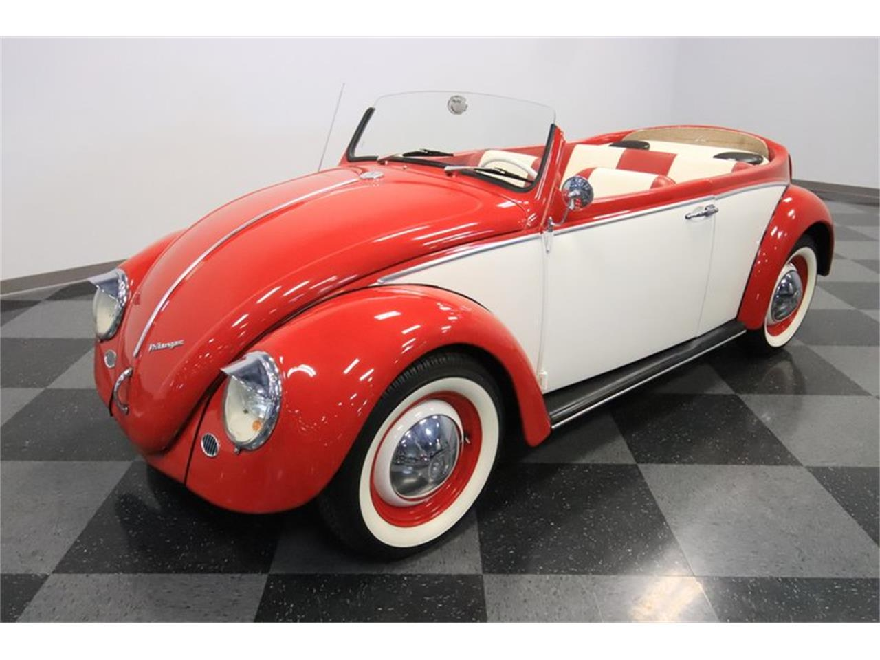Large Picture of '65 Beetle - $13,995.00 Offered by Streetside Classics - Phoenix - Q2L7