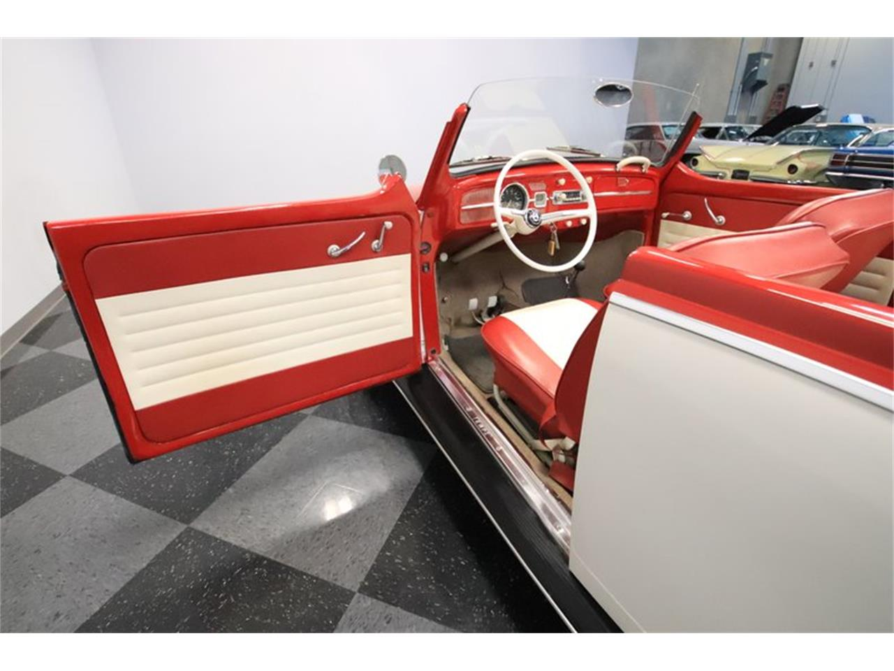 Large Picture of Classic '65 Beetle - Q2L7