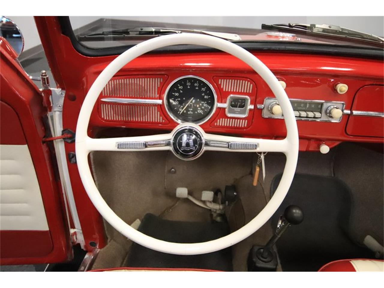Large Picture of '65 Beetle Offered by Streetside Classics - Phoenix - Q2L7