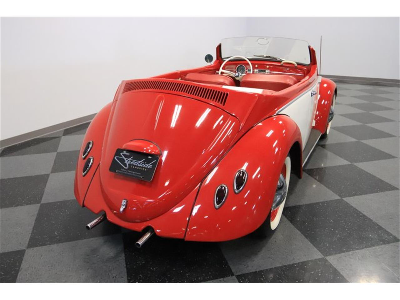 Large Picture of Classic '65 Beetle Offered by Streetside Classics - Phoenix - Q2L7