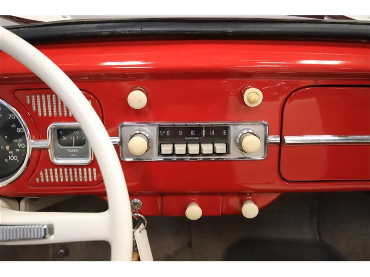 Large Picture of Classic '65 Volkswagen Beetle located in Mesa Arizona Offered by Streetside Classics - Phoenix - Q2L7