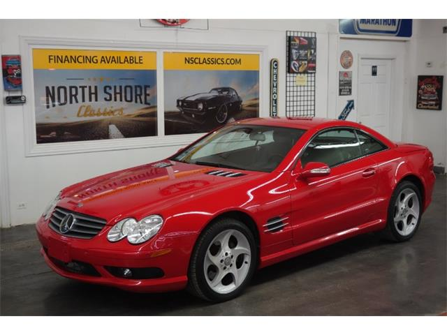 Picture of '03 SL-Class - Q2LD