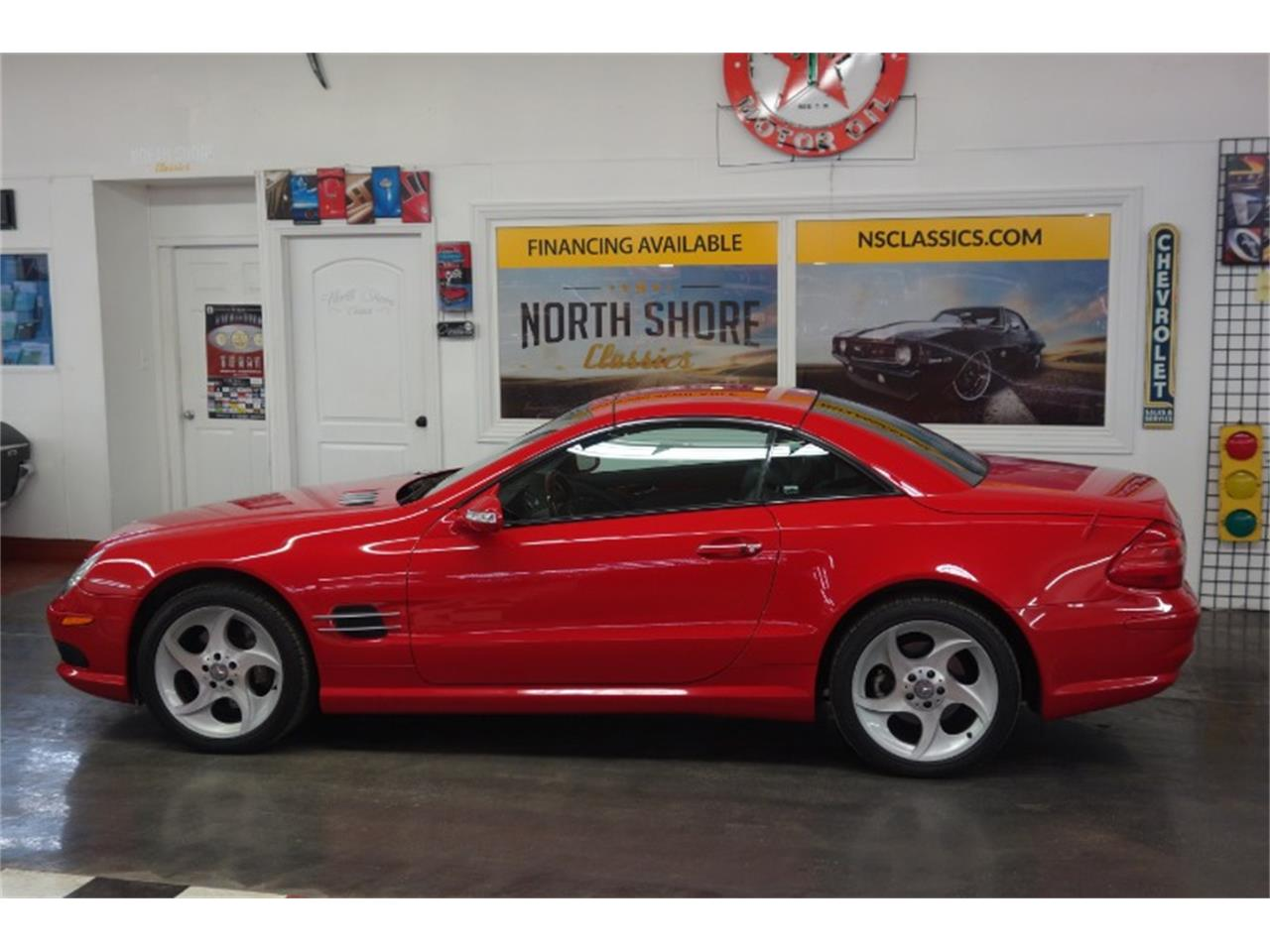 Large Picture of '03 SL-Class - Q2LD