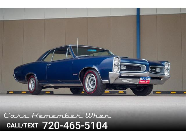 Picture of '66 GTO - Q2M3