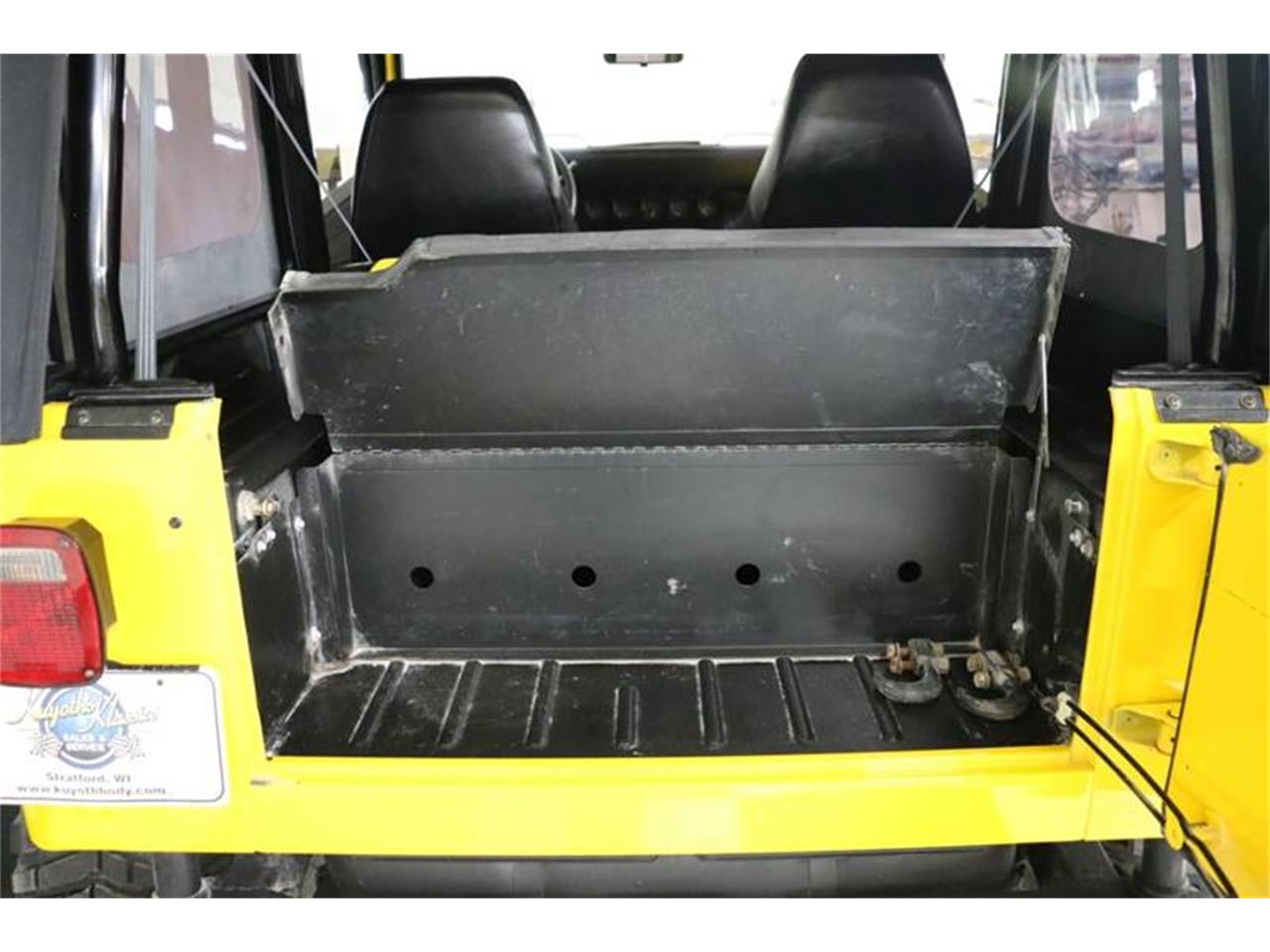 Large Picture of '90 Wrangler - Q2MB