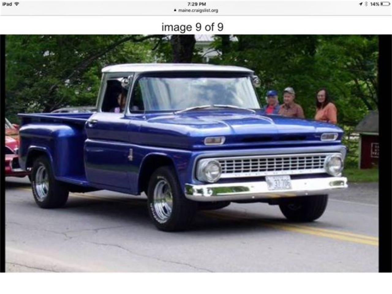For Sale: 1963 Chevrolet C10 in Hanover, Massachusetts