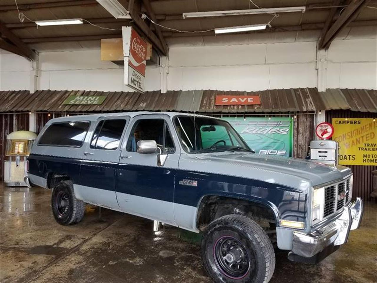 Large Picture of 1988 Suburban Offered by Cool Classic Rides LLC - Q2MI
