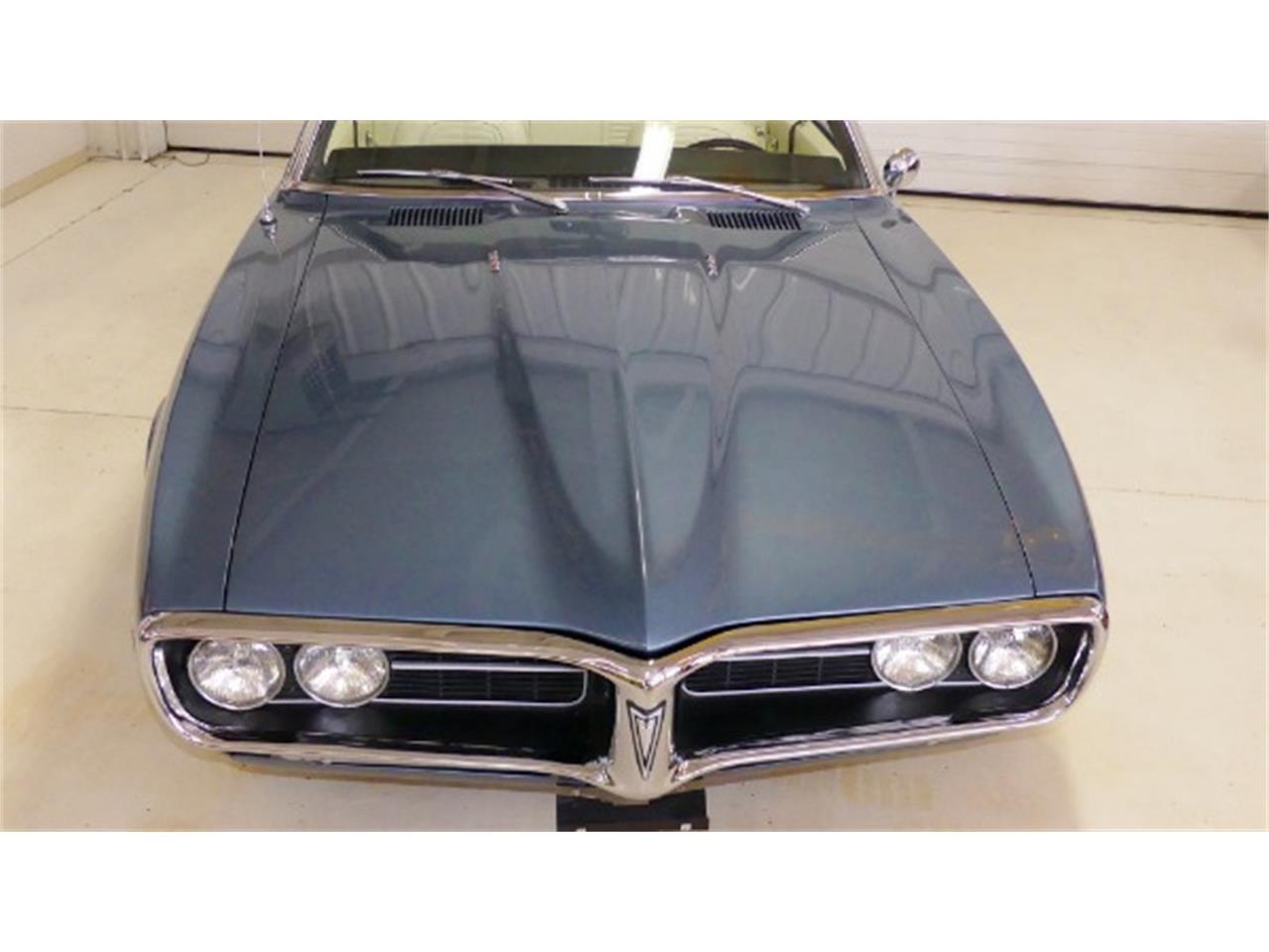 Large Picture of Classic '68 Pontiac Firebird located in Columbus Ohio - Q2MS