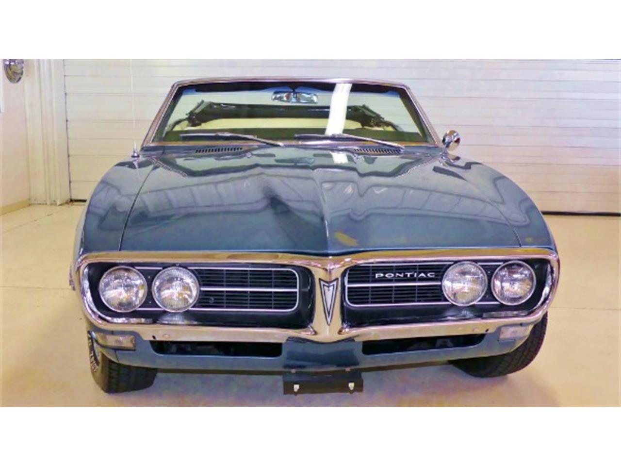Large Picture of Classic 1968 Pontiac Firebird Offered by Cruisin Classics - Q2MS