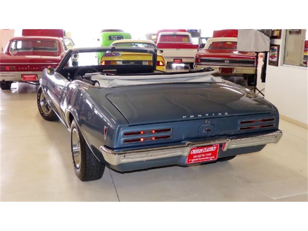 Large Picture of 1968 Pontiac Firebird located in Ohio - Q2MS