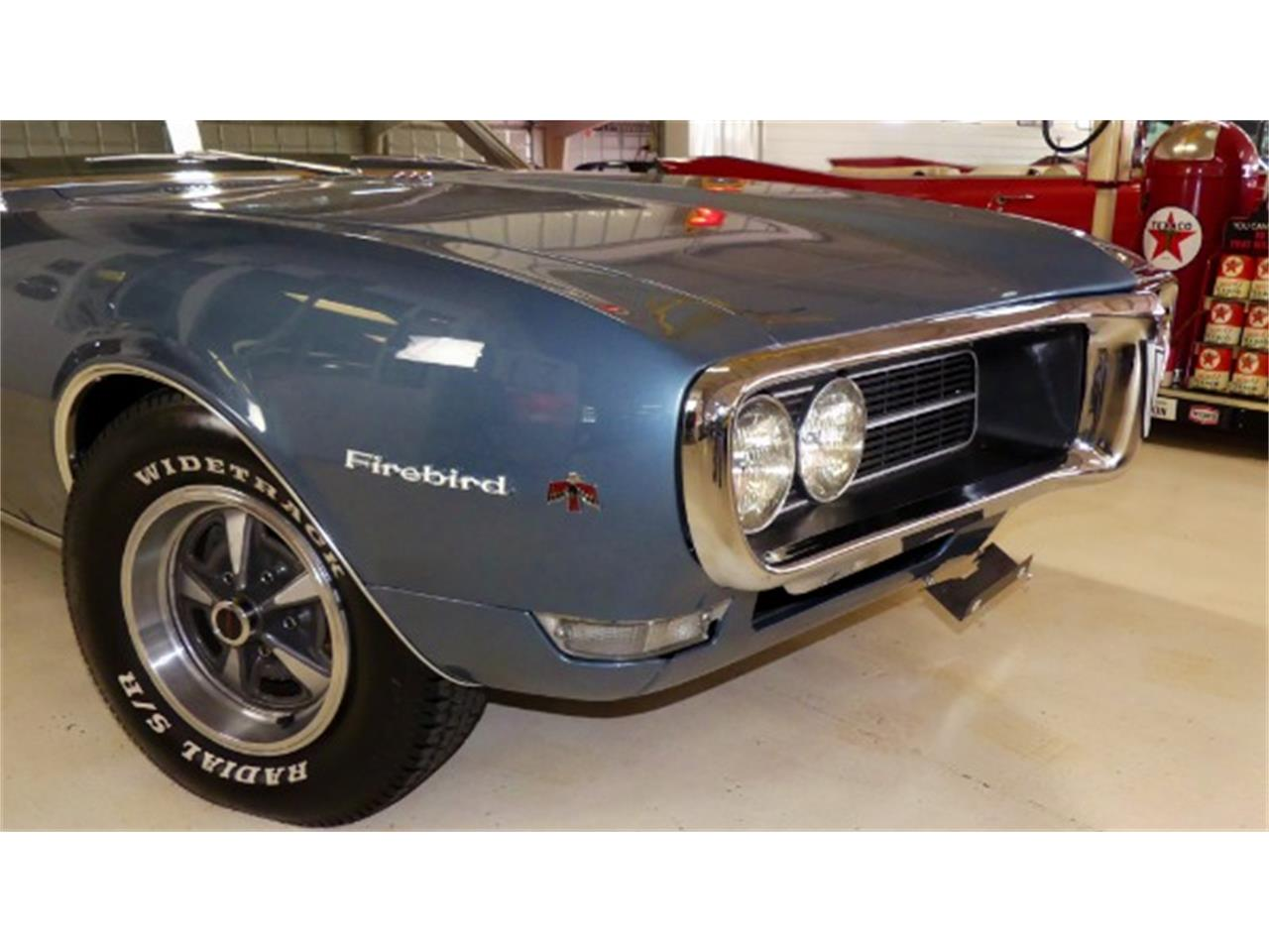Large Picture of Classic 1968 Firebird - Q2MS