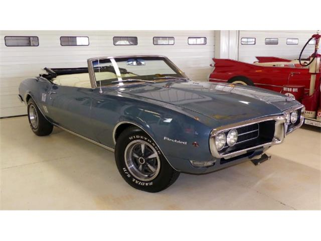 Picture of 1968 Pontiac Firebird - $31,995.00 Offered by  - Q2MS
