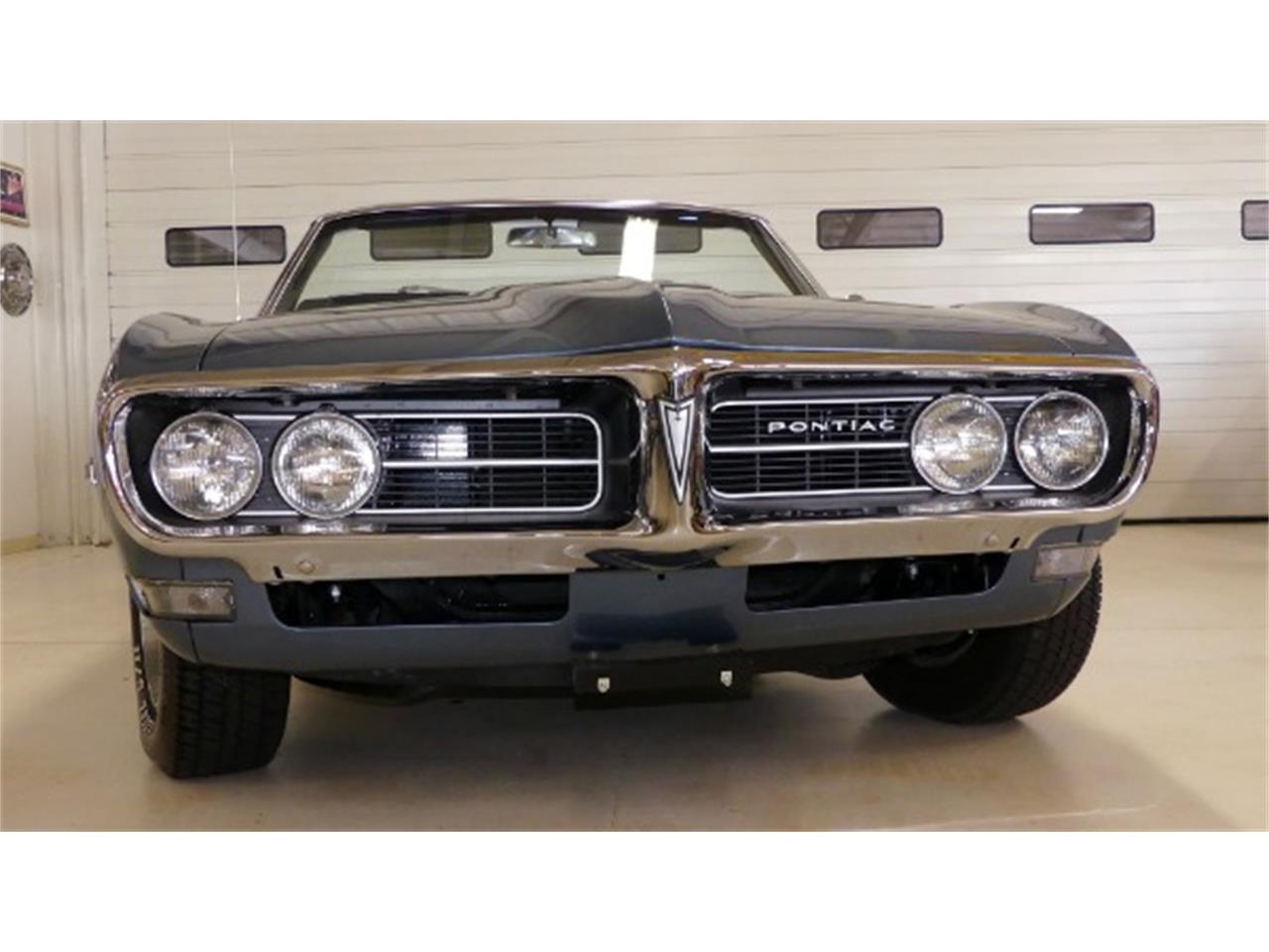 Large Picture of Classic 1968 Firebird located in Ohio - Q2MS