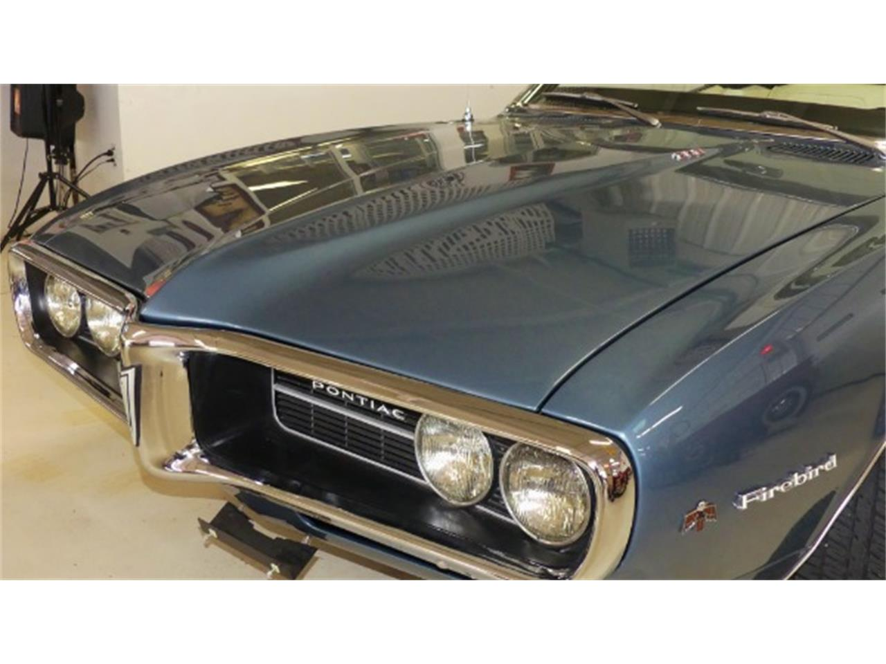 Large Picture of Classic 1968 Pontiac Firebird located in Columbus Ohio - $31,995.00 Offered by Cruisin Classics - Q2MS