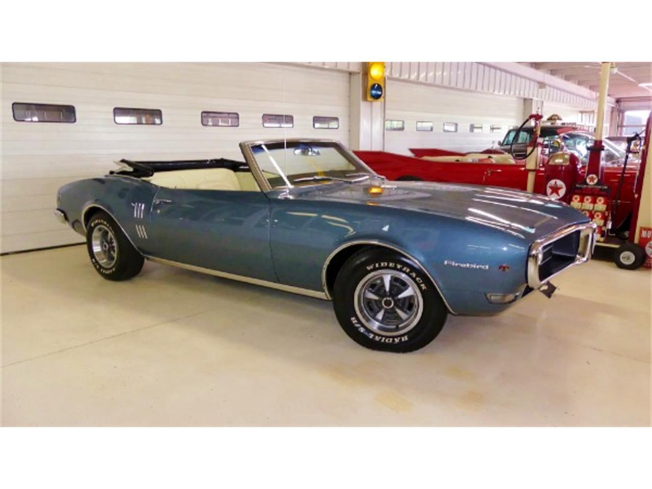 Large Picture of Classic '68 Pontiac Firebird - $31,995.00 - Q2MS