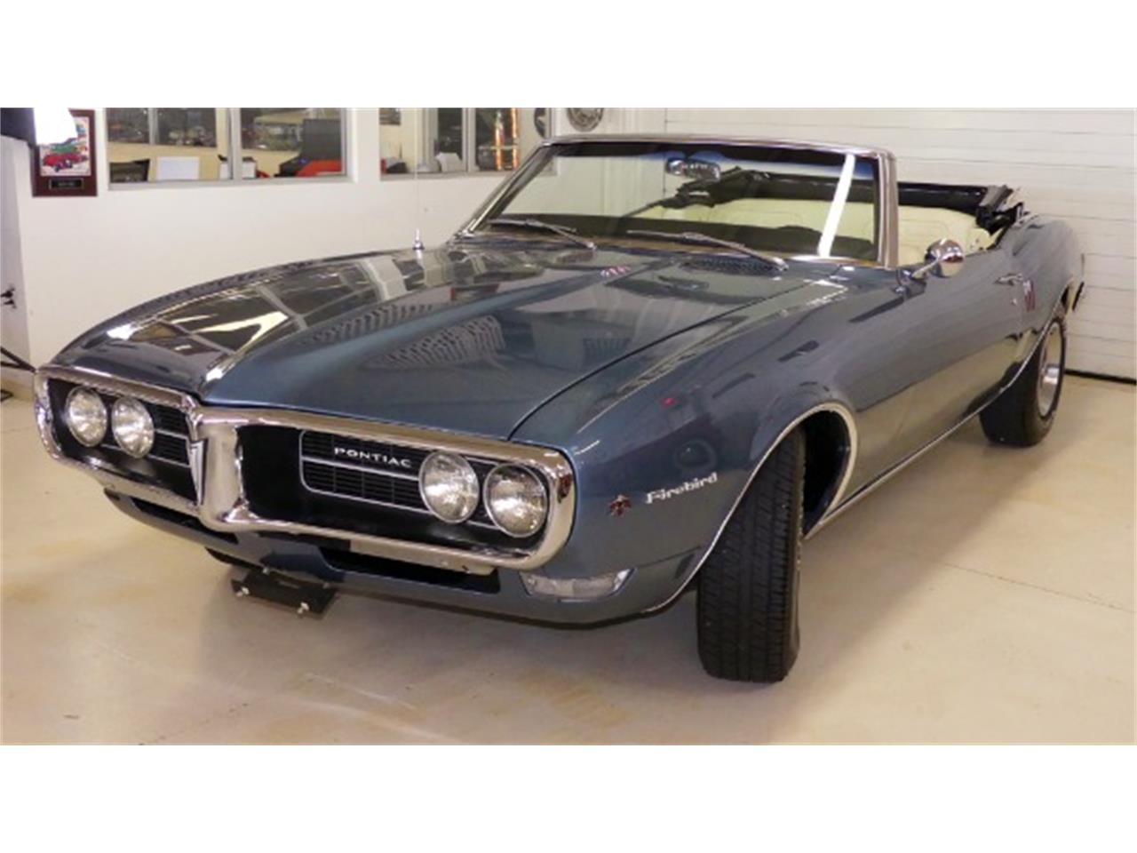 Large Picture of 1968 Firebird - $31,995.00 - Q2MS
