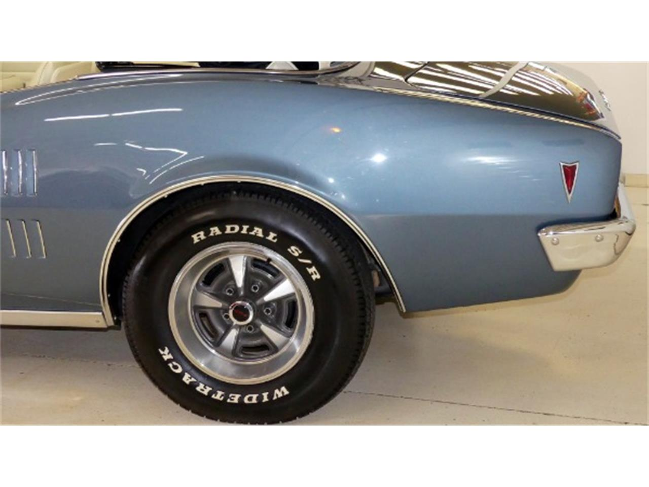 Large Picture of Classic 1968 Firebird located in Columbus Ohio - $31,995.00 Offered by Cruisin Classics - Q2MS