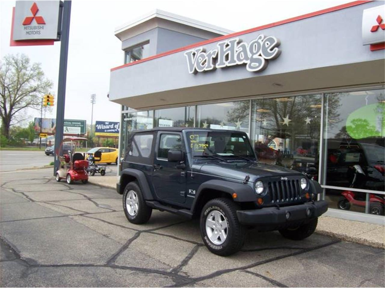 Large Picture of '07 Wrangler - Q2MT