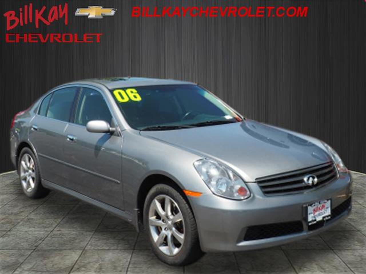 Large Picture of '06 Infiniti G35 - $5,690.00 - Q2N0
