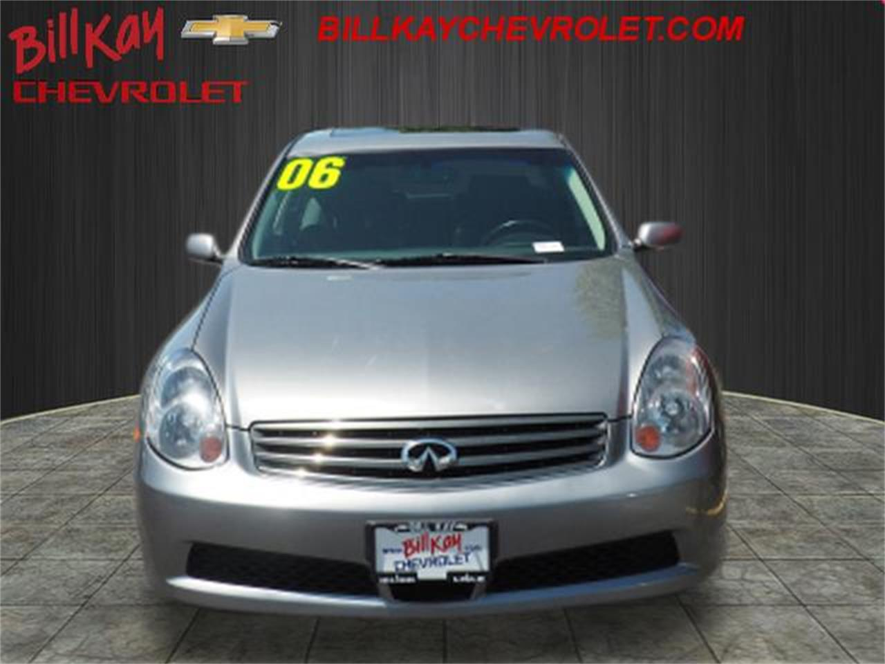 Large Picture of '06 G35 - $5,690.00 - Q2N0