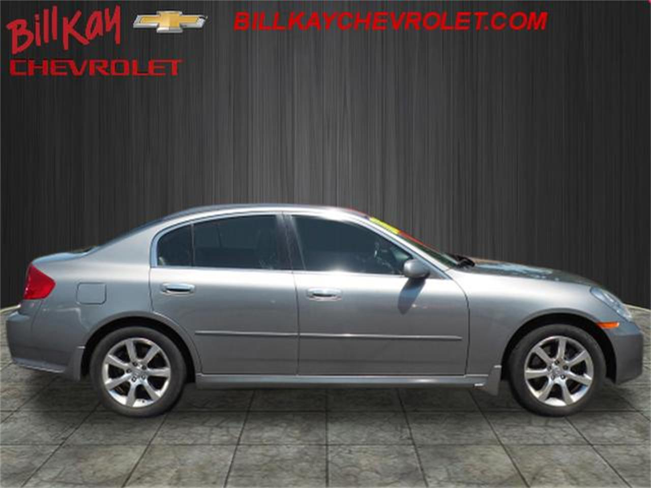 Large Picture of 2006 G35 located in Downers Grove Illinois - $5,690.00 Offered by Bill Kay Corvettes and Classics - Q2N0