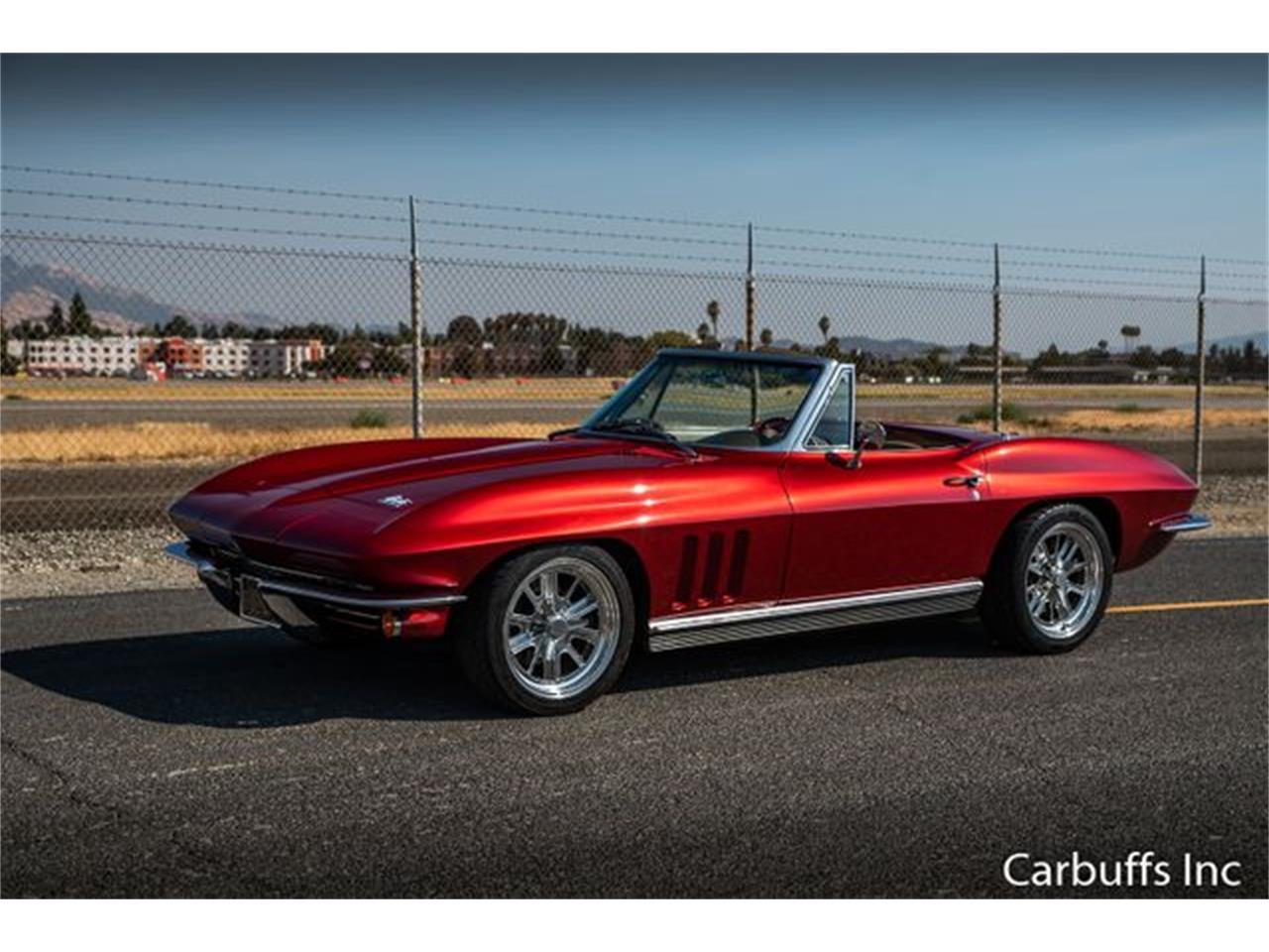 For Sale: 1966 Chevrolet Corvette in Concord, California