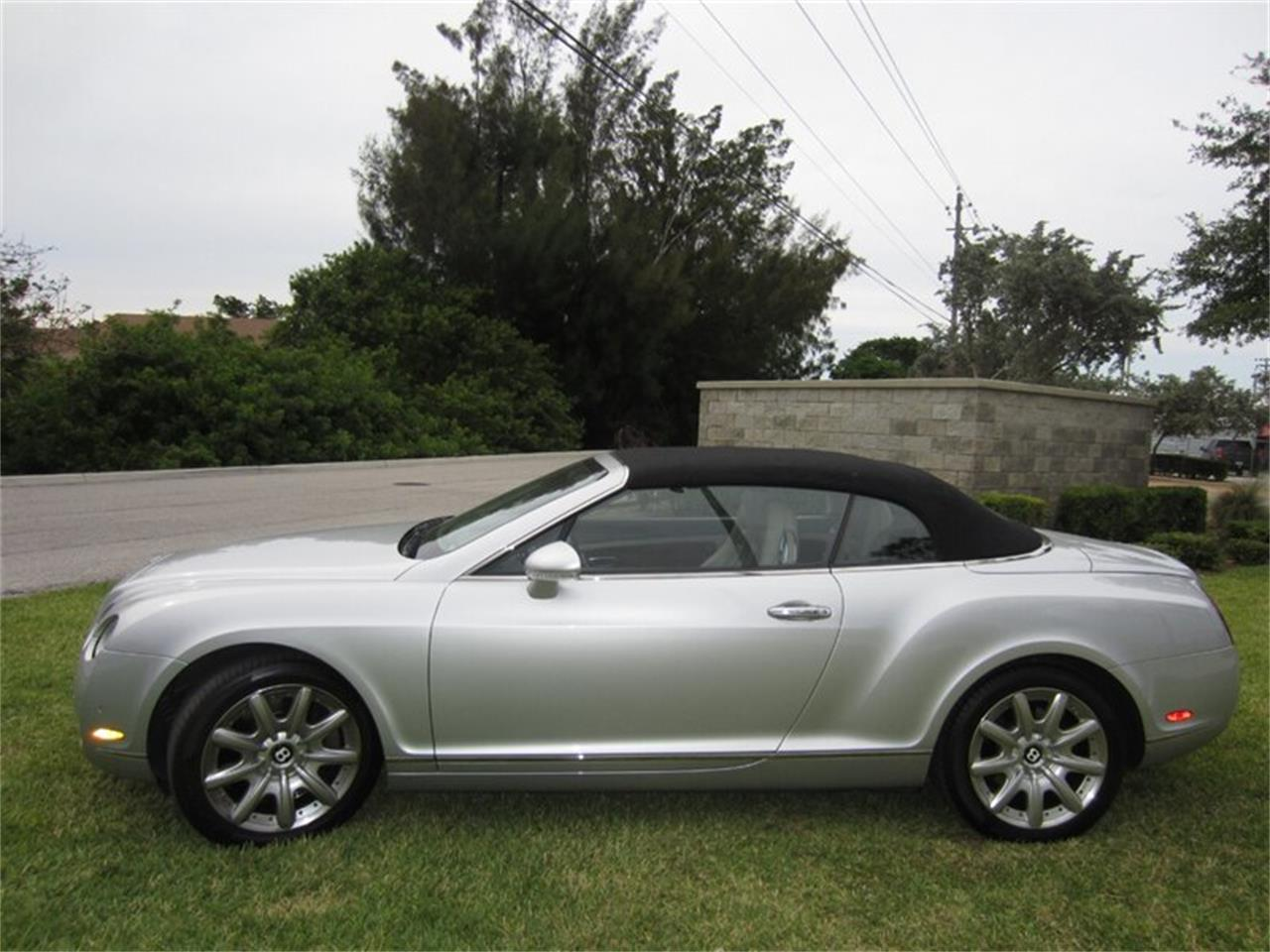 Large Picture of '07 Continental GTC - Q2ND