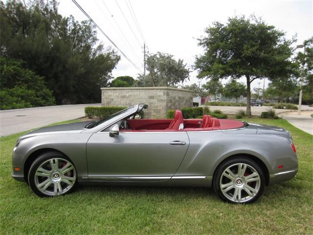 Picture of 2013 Bentley Continental GTC V8 located in Florida - $89,901.00 - Q2NG