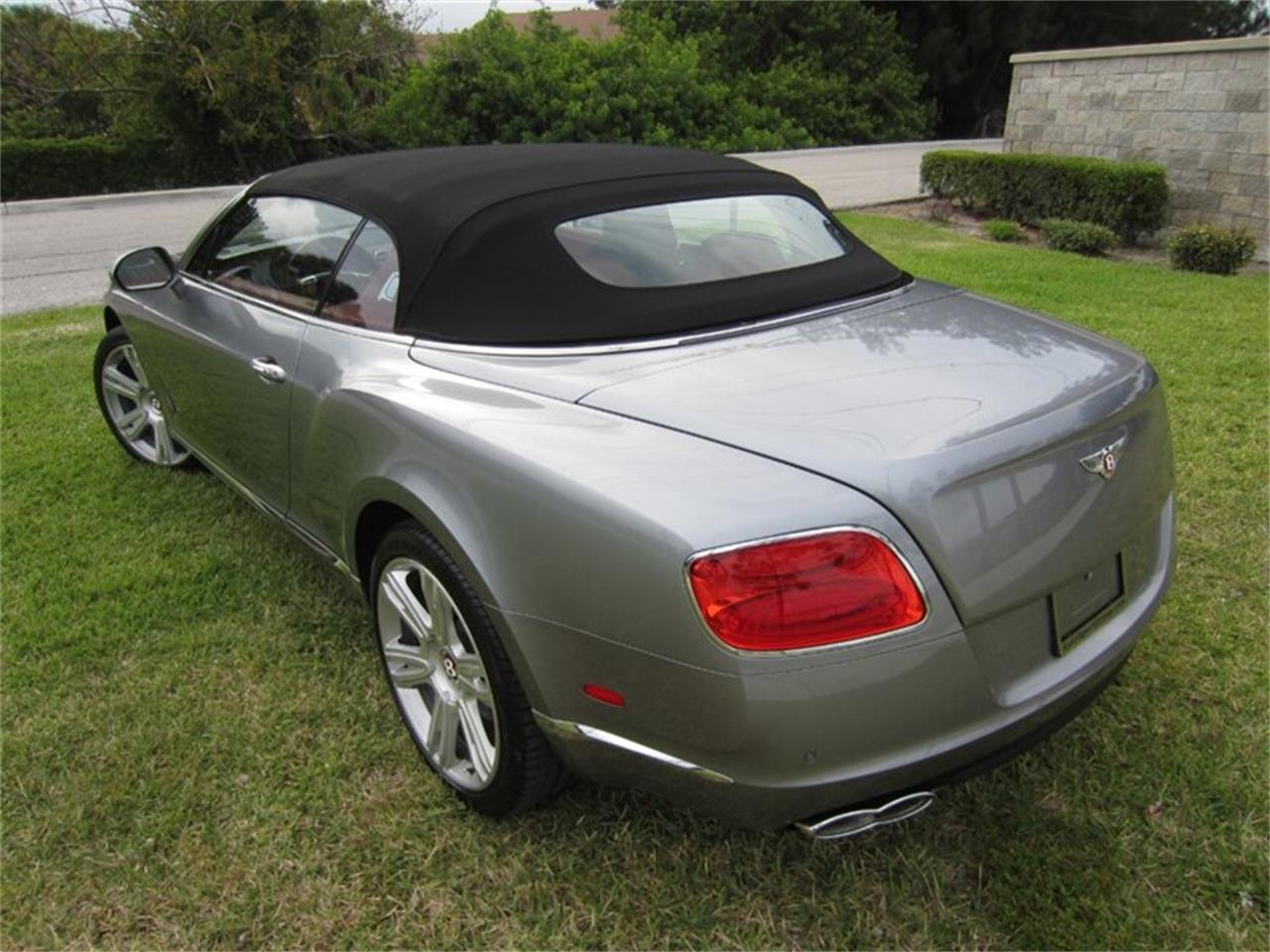 Large Picture of '13 Continental GTC V8 - Q2NG