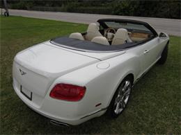 Picture of 2013 Bentley Continental GTC V8 located in Florida Offered by Autosport Group - Q2NI