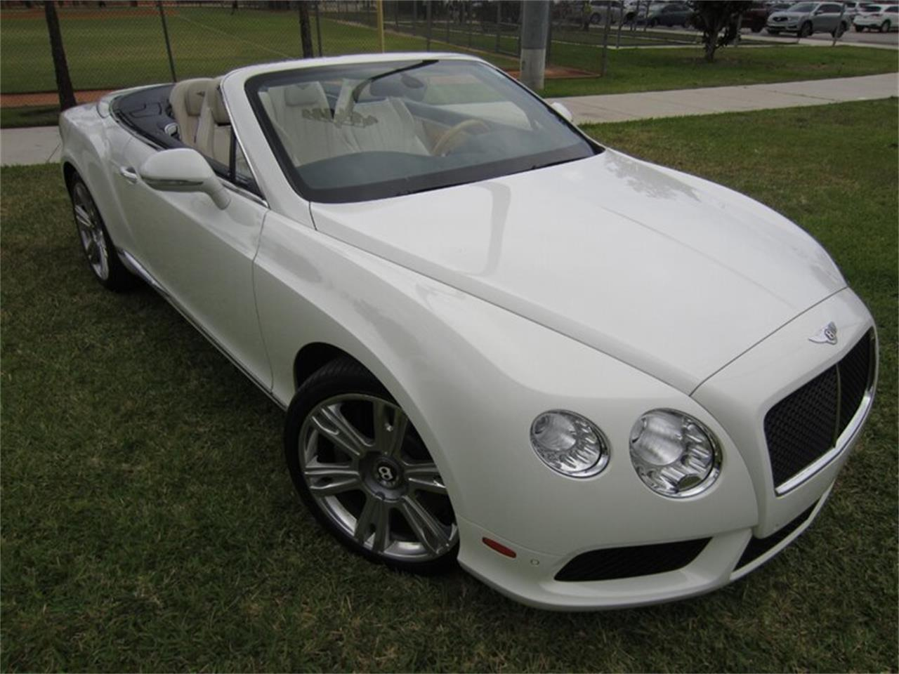 Large Picture of '13 Continental GTC V8 Offered by Autosport Group - Q2NI