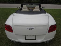 Picture of '13 Bentley Continental GTC V8 located in Delray Beach Florida - $102,400.00 Offered by Autosport Group - Q2NI