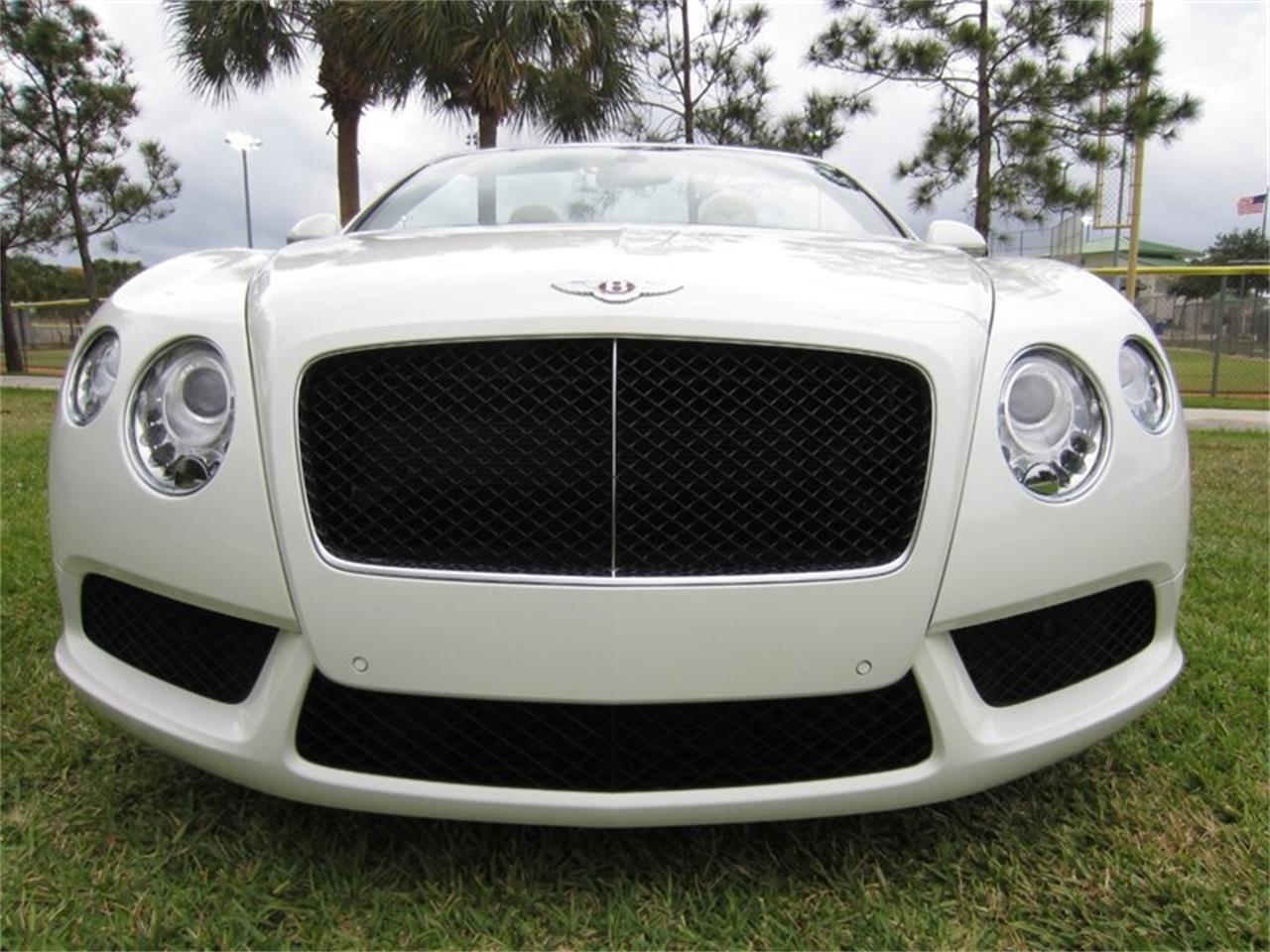 Large Picture of 2013 Bentley Continental GTC V8 Offered by Autosport Group - Q2NI