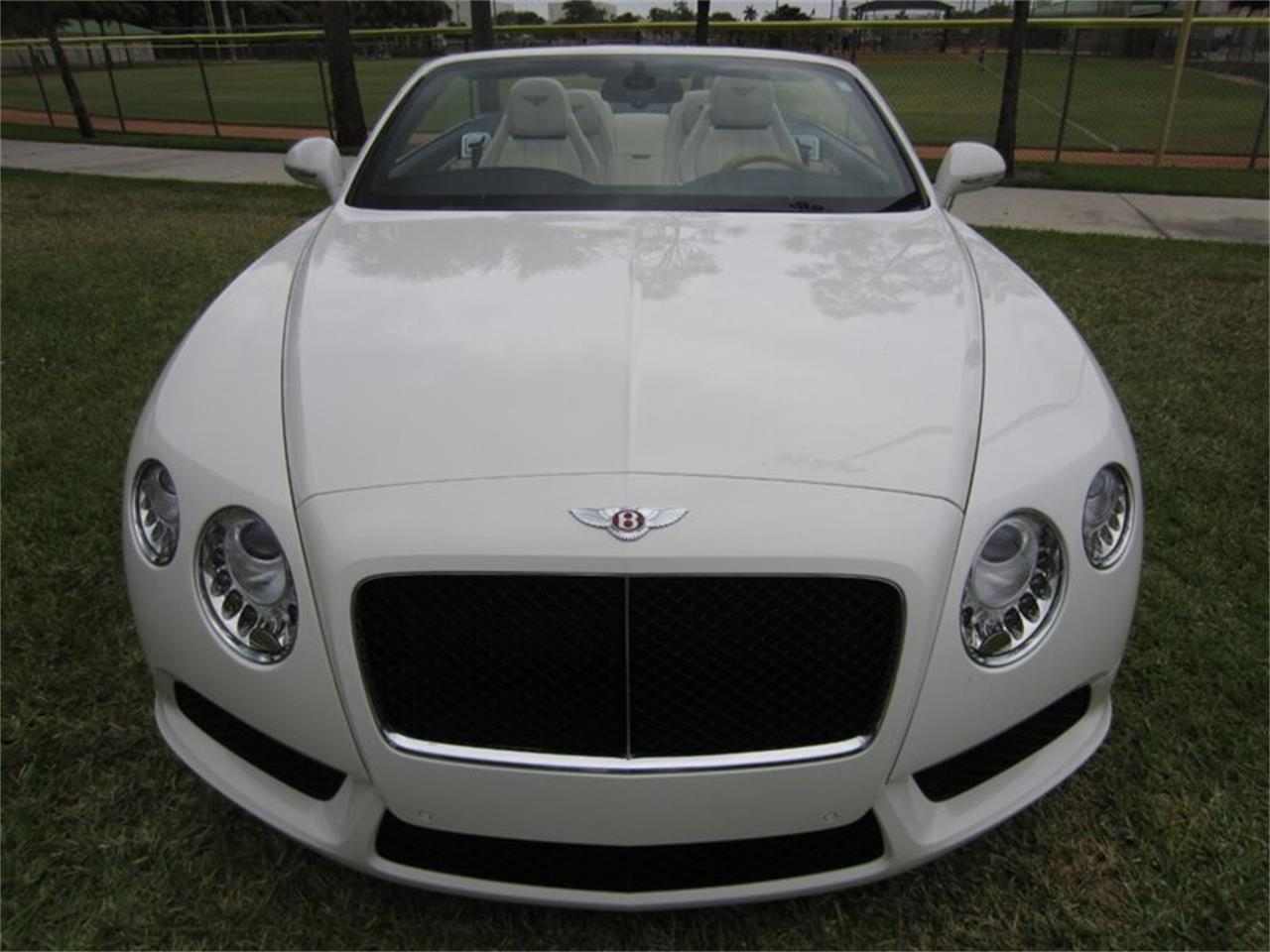 Large Picture of '13 Bentley Continental GTC V8 located in Florida - $102,400.00 Offered by Autosport Group - Q2NI