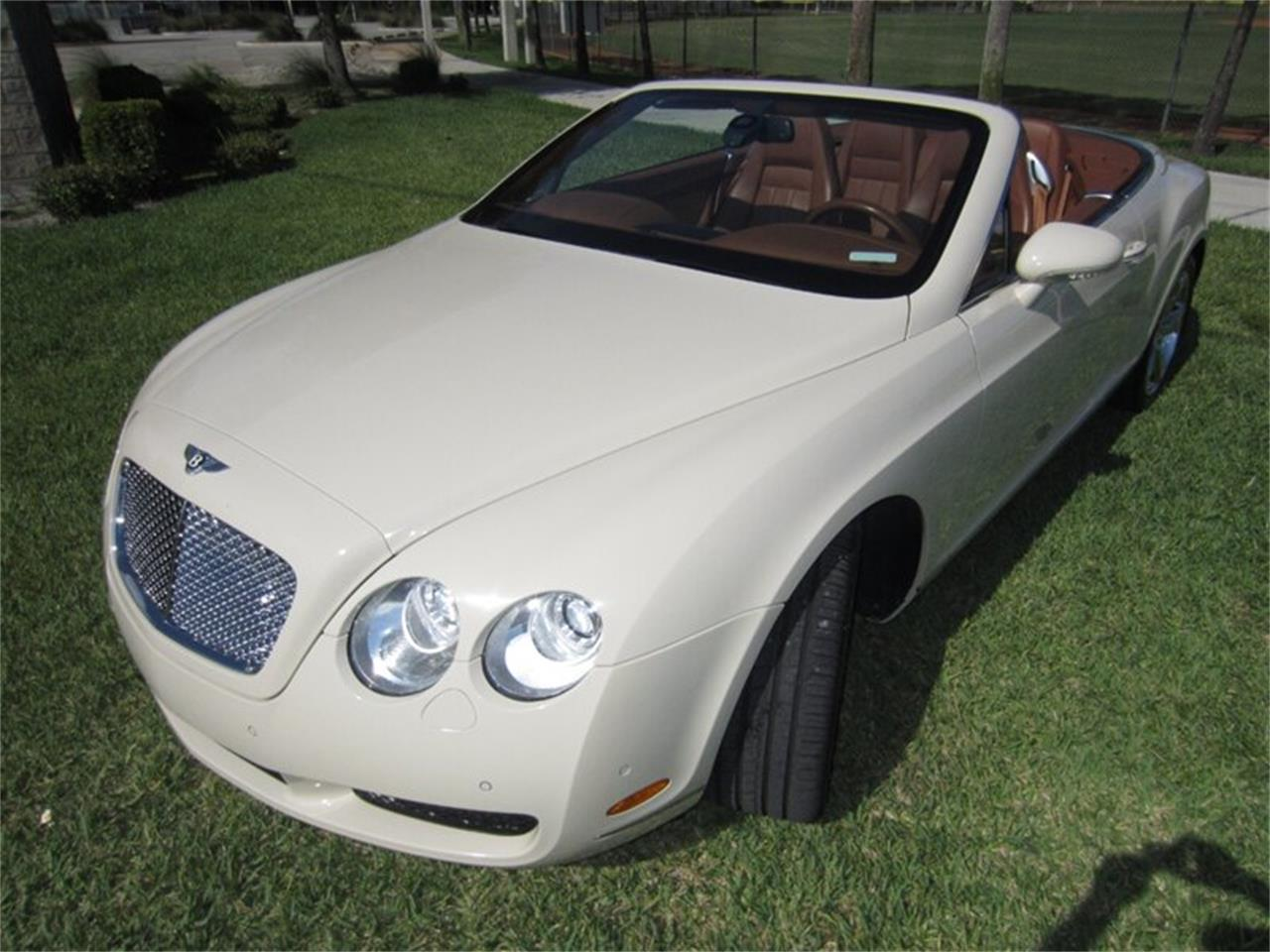 Large Picture of '08 Continental GTC - Q2NJ