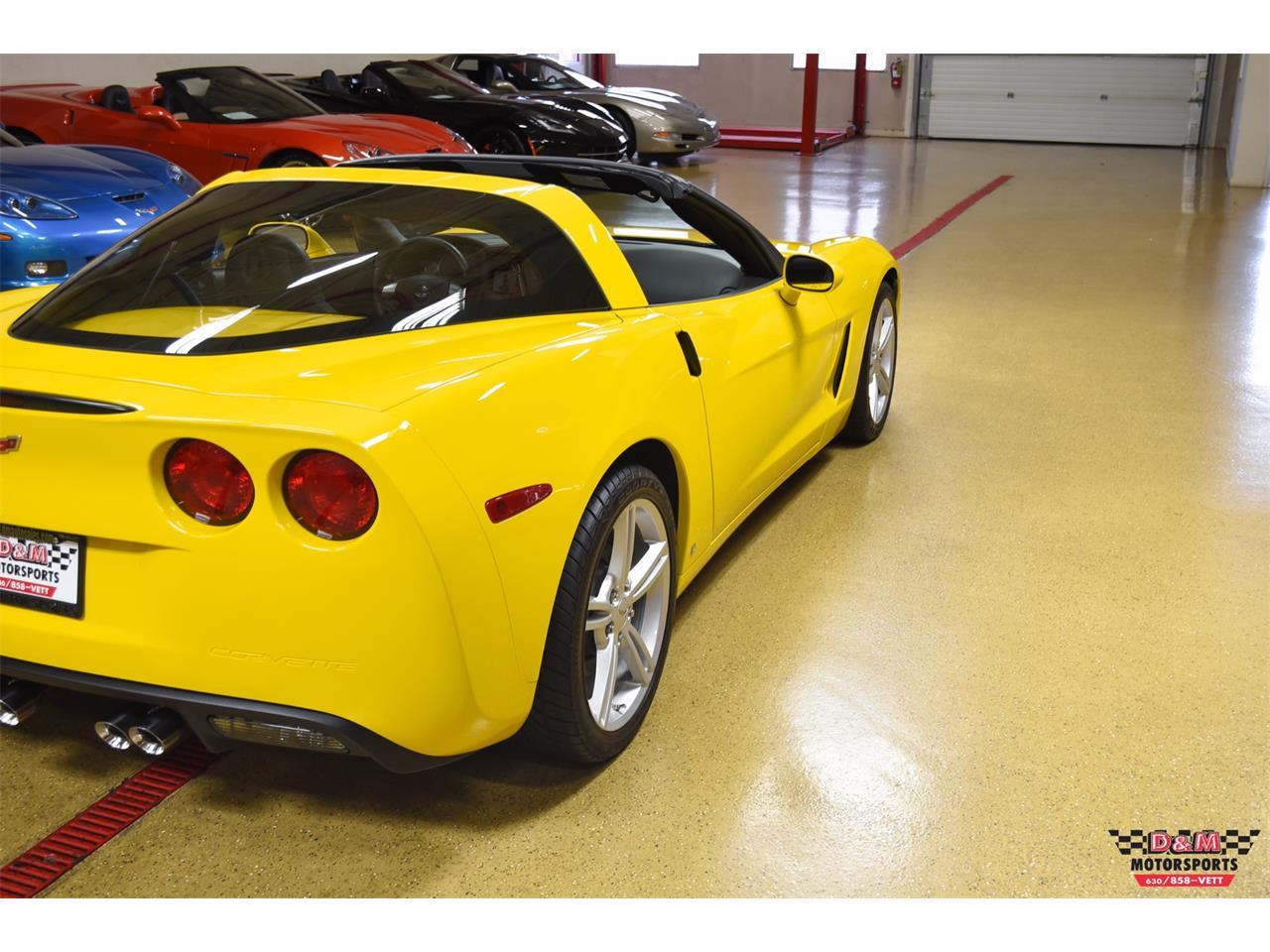Large Picture of '08 Corvette - Q2NK