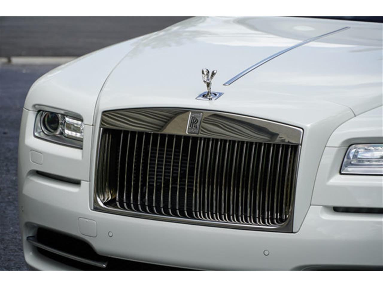 Large Picture of '16 Rolls-Royce Silver Wraith located in Miami Florida - $224,900.00 - Q2NQ