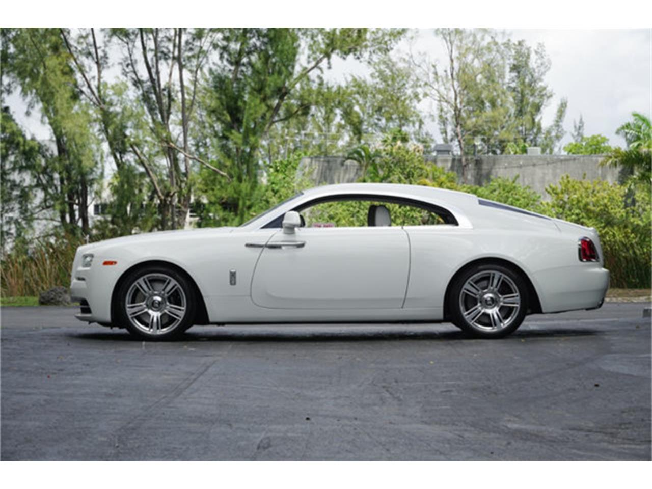 Large Picture of '16 Silver Wraith located in Miami Florida - $224,900.00 - Q2NQ