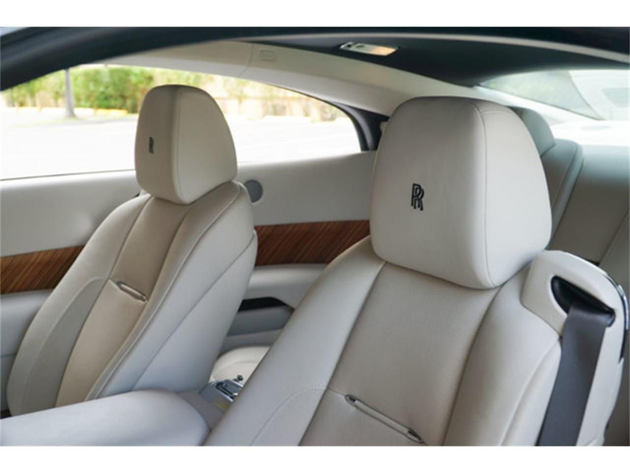 Large Picture of '16 Rolls-Royce Silver Wraith located in Miami Florida - $224,900.00 Offered by The Garage - Q2NQ