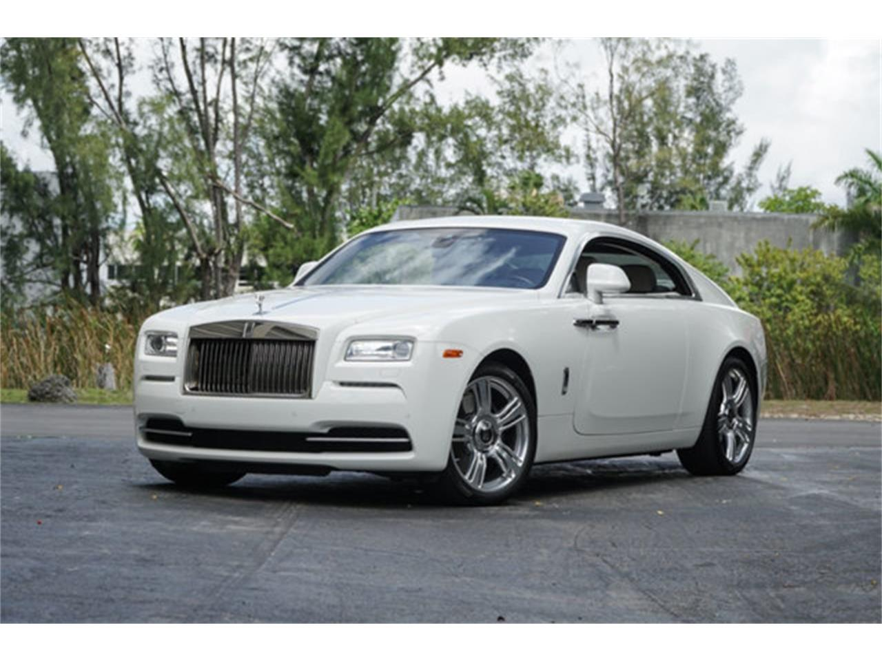 Large Picture of 2016 Rolls-Royce Silver Wraith - $224,900.00 Offered by The Garage - Q2NQ