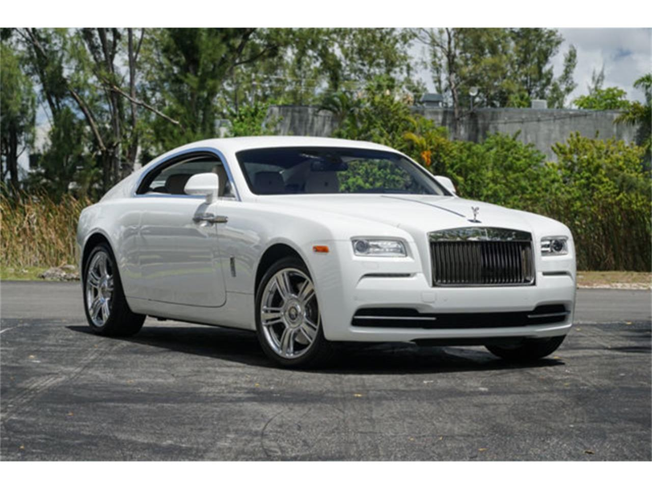 Large Picture of '16 Silver Wraith - Q2NQ
