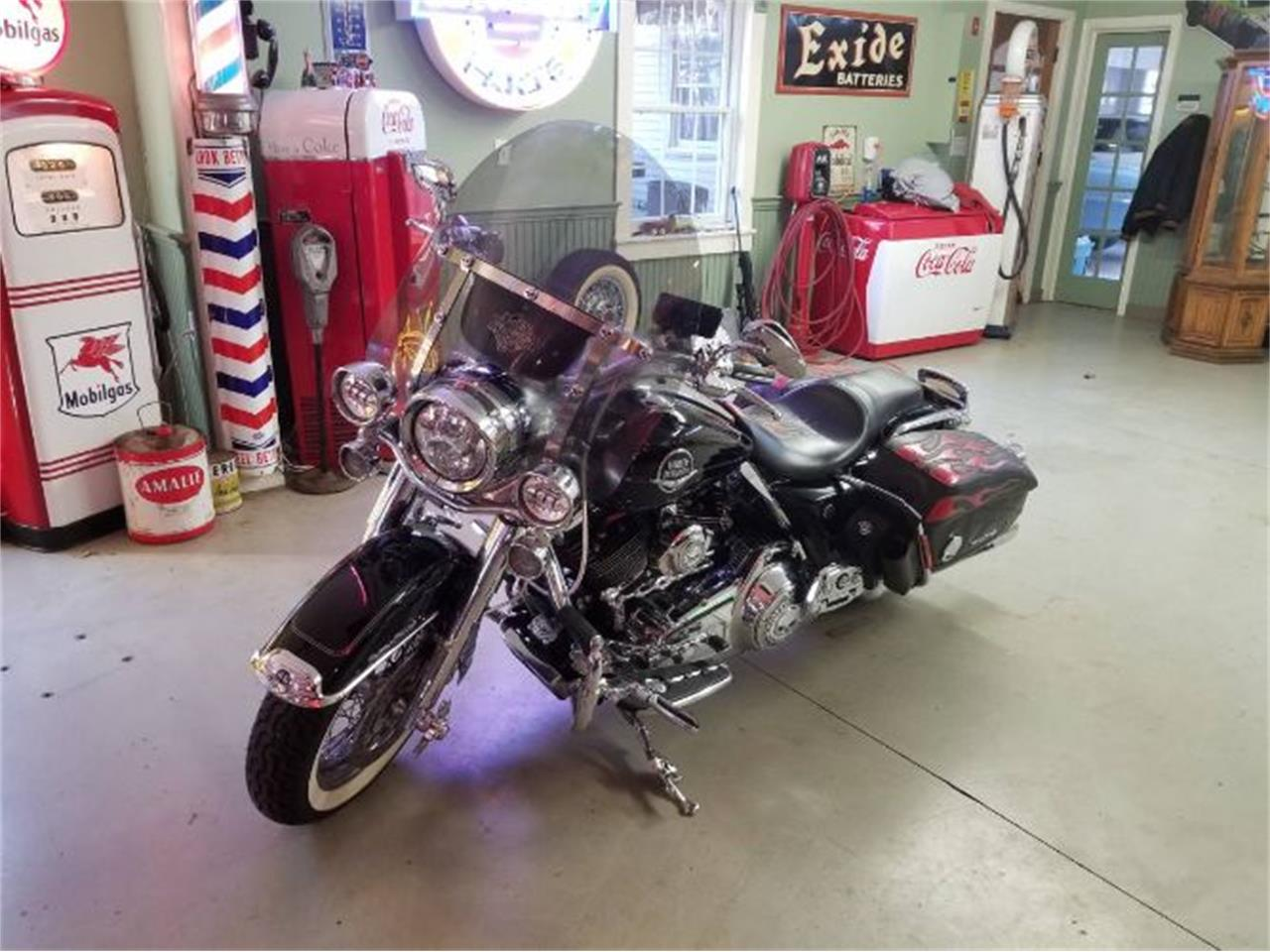 Large Picture of '08 Road King - Q2O9