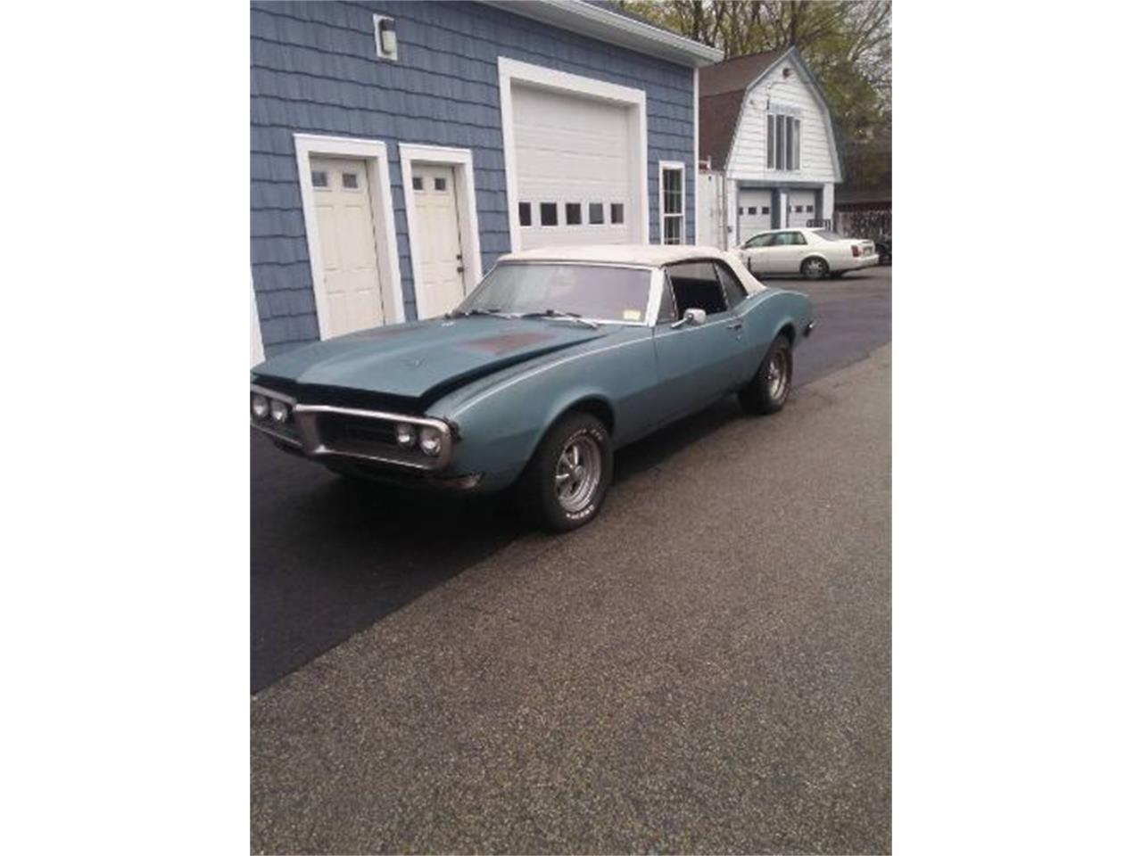 Large Picture of '67 Firebird - Q2ON