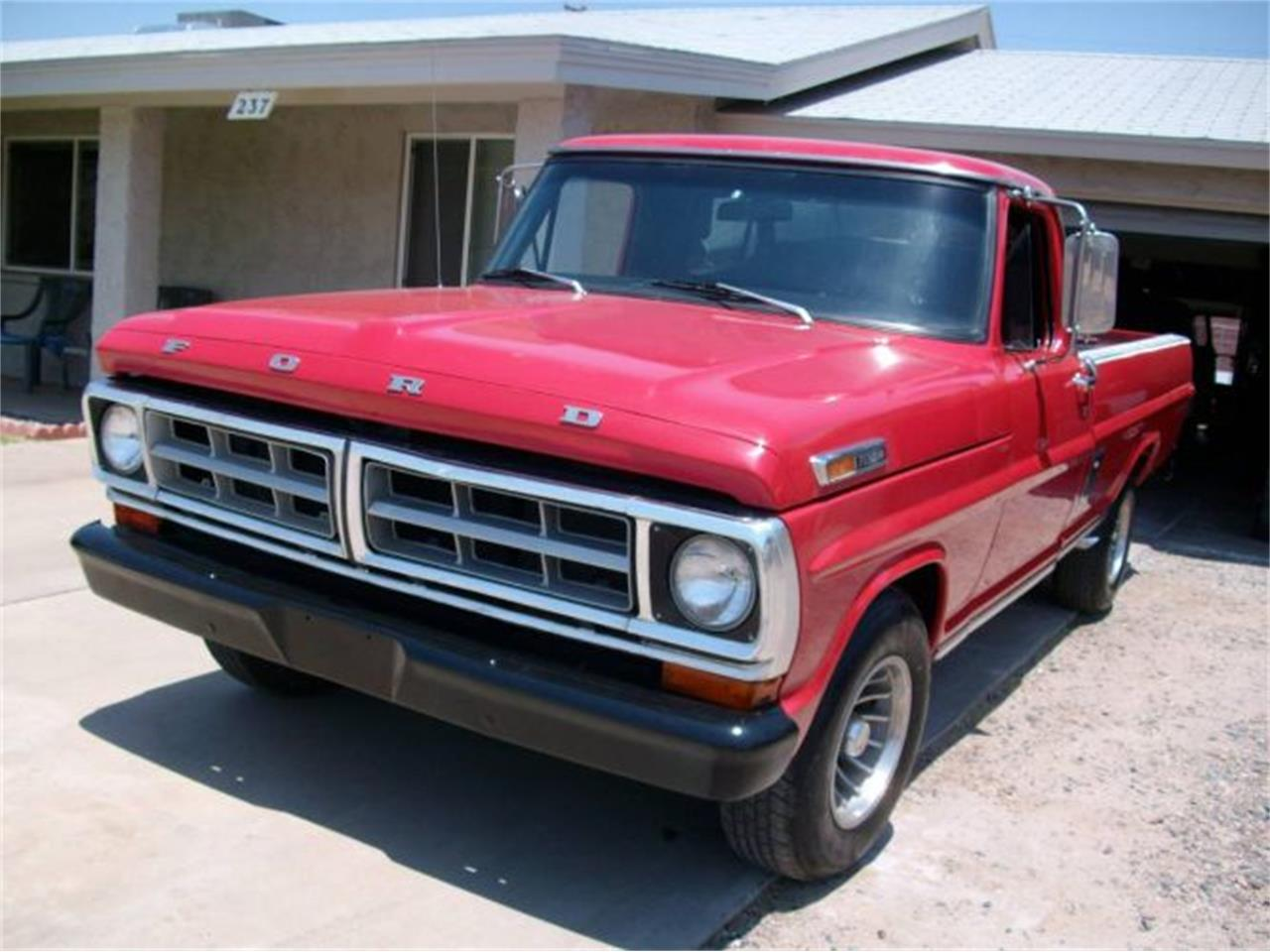 Large Picture of '71 Pickup - Q2OU